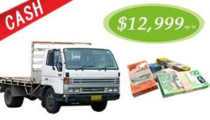 Cash For Ford Trucks in Laverton