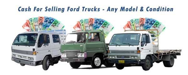 Ford Truck Wreckers Emerald